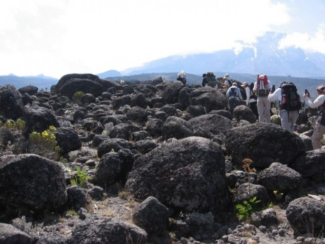 Kilimanjaro Climb - Marangu route Itinerary - 7 Days 6 Nights