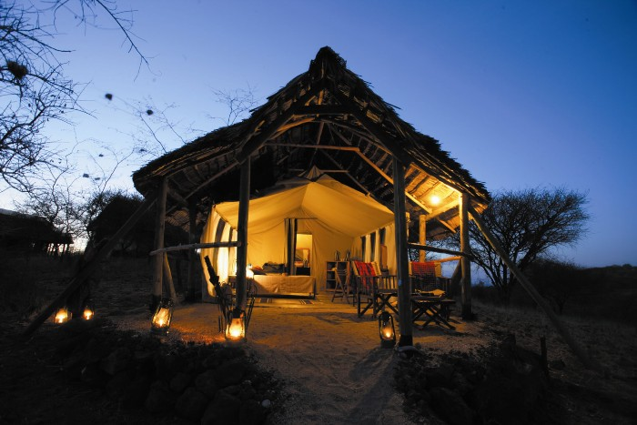 Kirawira Tented Lodge
